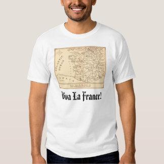 France, Viva La France! T Shirt