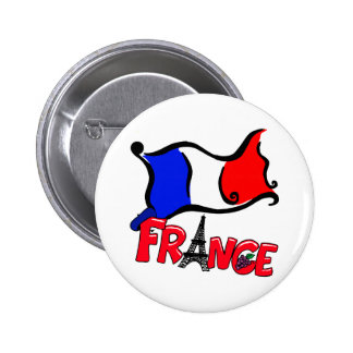 France with Flag Products Button