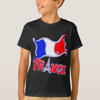 France with Flag Products T-Shirt