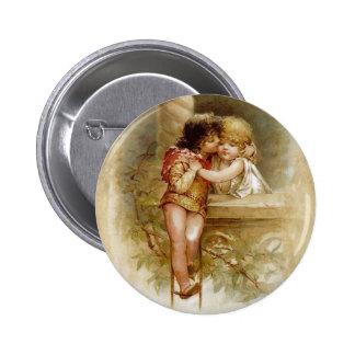 Frances Brundage: Romeo and Juliet 6 Cm Round Badge