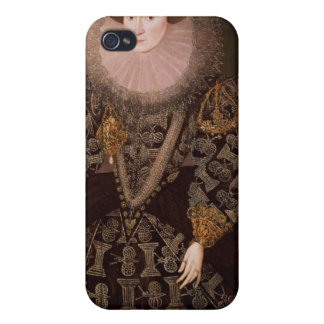 Frances Clinton, Lady Chandos , 1589 Case For The iPhone 4