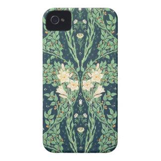 Francesca wallpaper design Case-Mate iPhone 4 cases