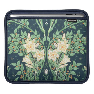 Francesca wallpaper design iPad sleeve