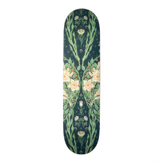 Francesca wallpaper design custom skate board
