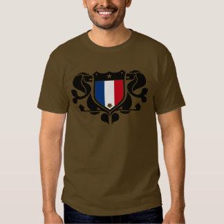 Francewappen1 T Shirts