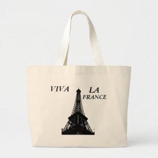 Franch Tote Bag