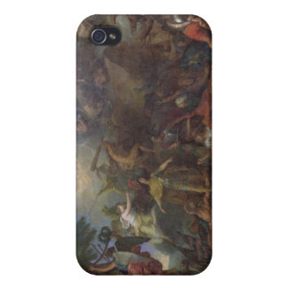 Franche-Comte Conquered for the Second Time iPhone 4/4S Covers