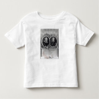 Francis Beaumont and John Fletcher Tee Shirts