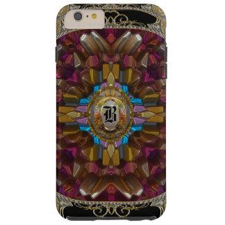 Francis Chic Monogram Plus Tough iPhone 6 Plus Case