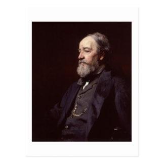 Francis Holl Self Portrait postcard
