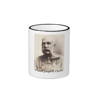 Francis Joseph I. Charles Mug