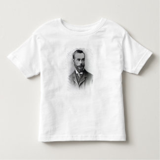Francis Thompson, engraved by Emery Walker, 1894 Toddler T-Shirt