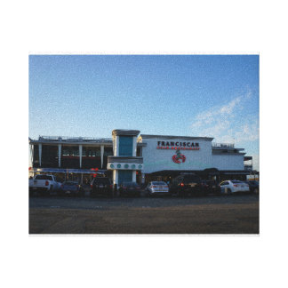 Franciscan Crab Restaurant Canvas