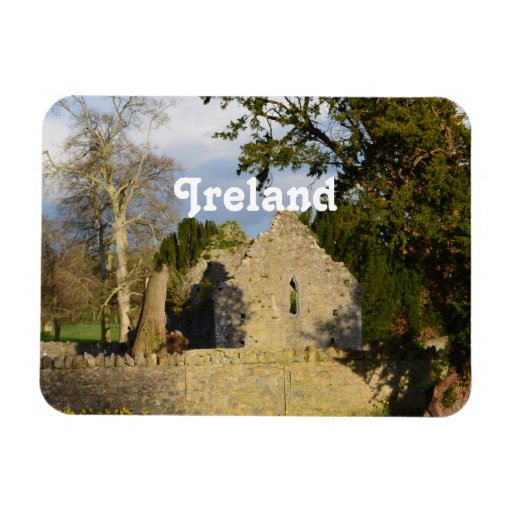 Franciscan Friary Rectangle Magnets