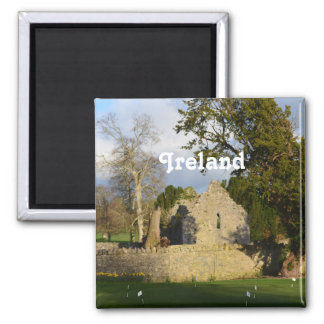 Franciscan Friary Square Magnet