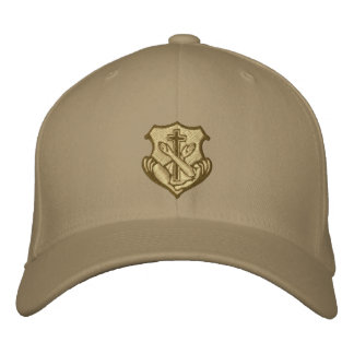 Franciscan logo - crest embroidered hat