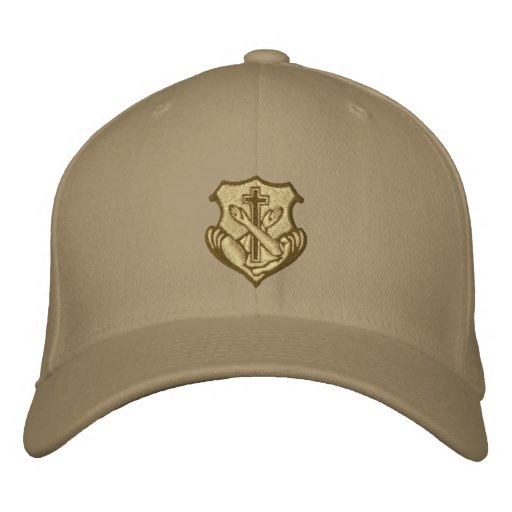 Franciscan logo - crest embroidered hats
