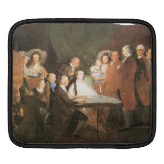 Francisco de Goya - La famille de l infant Don Lou Sleeve For iPads