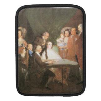 Francisco de Goya - La famille de l infant Don Lou Sleeves For iPads