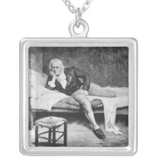 Francisco de Miranda Silver Plated Necklace