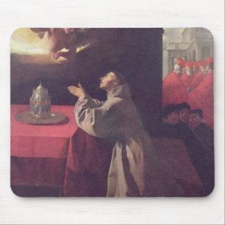 Francisco de Zurbaran- St. Bonaventure Mouse Pad