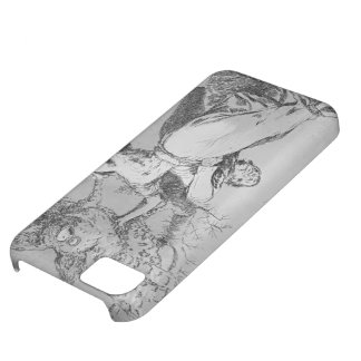 Francisco Goya- Can t anyone untie us iPhone 5C Cover