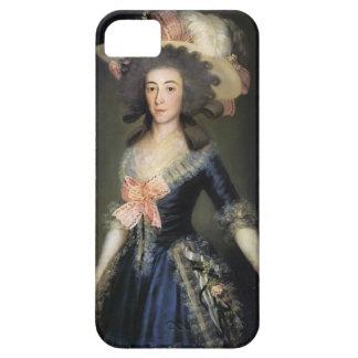 Francisco Goya- Duchess Countess of Benavente iPhone 5 Cover