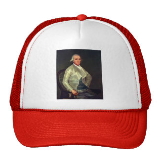 Francisco Goya- Francisco Bayeu Mesh Hat