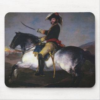 Francisco Goya- General Jose de Palafox Mouse Pad
