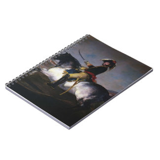Francisco Goya- General Jose de Palafox Spiral Note Book