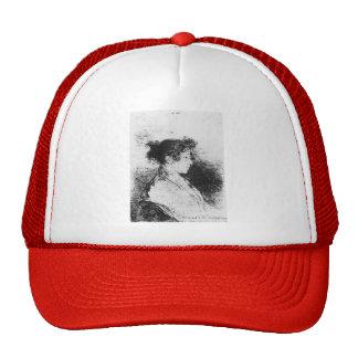 Francisco Goya- Gumersinda Goicoechea Hats