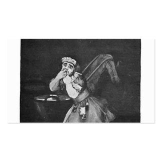 Francisco Goya- Nanny s boy Business Card