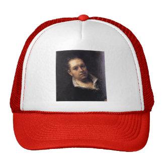 Francisco Goya- Self Portrait Trucker Hats