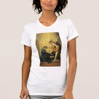 Francisco Goya- The Annunciation Tees