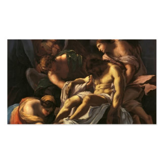 Francisco Goya- The Burial of Christ Double-Sided Standard Business Cards (Pack Of 100)