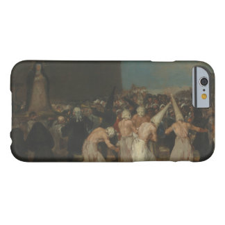 Francisco Goya - The Flagellants Barely There iPhone 6 Case
