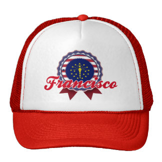 Francisco, IN Mesh Hats