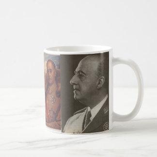 franco, fotoficial, fmuerto classic white coffee mug