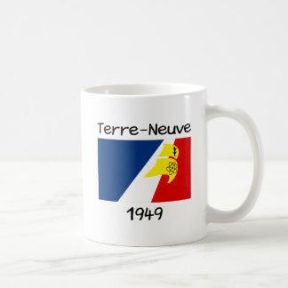 Franco-Terre-Neuve Tasse du Café Coffee Mug
