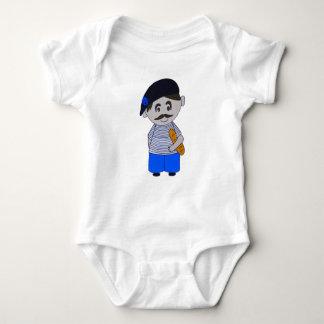 francois baby bodysuit