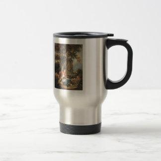 Francois Boucher - An Autumn Pastoral Coffee Mug