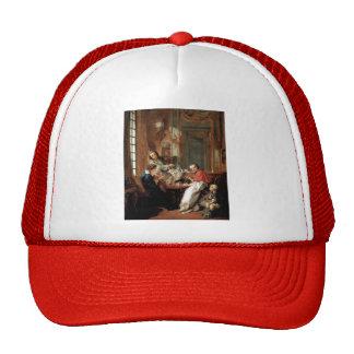 Francois Boucher - Breakfast Trucker Hats