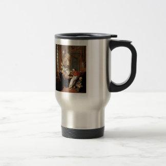 Francois Boucher - Breakfast Coffee Mug