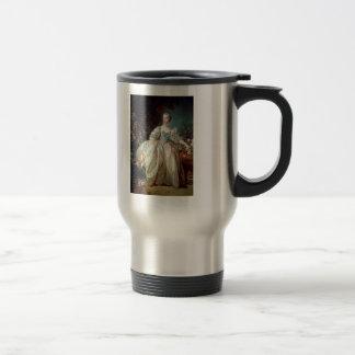 Francois Boucher - Madame Bergeret Mug
