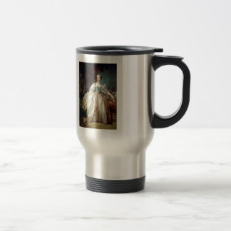 Francois Boucher - Madame Bergeret Coffee Mug