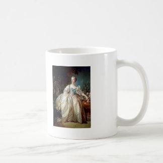 Francois Boucher - Madame Bergeret Mugs