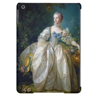 FRANCOIS BOUCHER - MADAME BERGERET portrait art Case For iPad Air