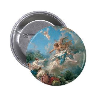Francois Boucher Paintings Pinback Buttons