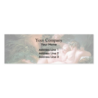 Francois Boucher - Pan and Syrinx Business Card Templates