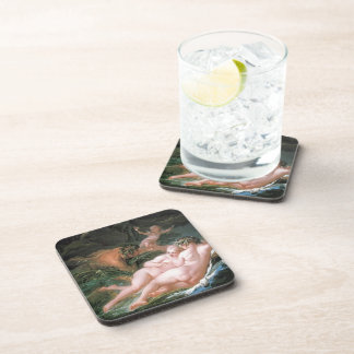 Francois Boucher - Pan and Syrinx Coasters